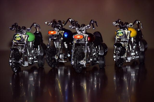 W świecie motocyklisty